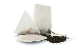 Bustine di tè Immagine Stock