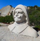 busto Fotografía de archivo
