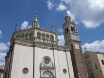 Busto Arsizio, Italien: Santa Maria-Kirche lizenzfreie stockfotos