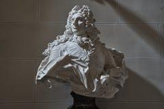 Busto Charles III Foto de archivo libre de regalías
