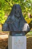 Busto de Albrecht Durer - Gyula Fotografía de archivo libre de regalías