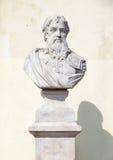 Busto de Henry o navegador no San Pedro de Alcantara Garden Imagem de Stock