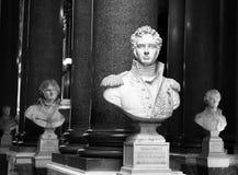 Busto de mármol imagen de archivo libre de regalías