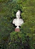 Busto de mármol fotografía de archivo
