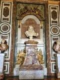Busto de rey Louis XIV Imagen de archivo