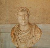 Busto di Antoninus Pius Fotografia Stock Libera da Diritti