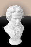 Busto di Beethoven Immagini Stock Libere da Diritti