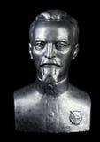 Busto di Felix Dzerzhinsky Immagine Stock Libera da Diritti