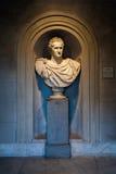 Busto di George Washington Fotografie Stock Libere da Diritti