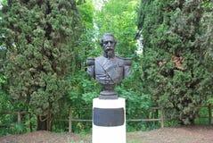 Busto di Napoleon III Fotografia Stock Libera da Diritti