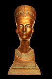 Busto di Nefertiti Fotografia Stock Libera da Diritti