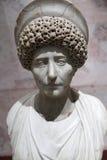 Busto di una donna romana Immagini Stock