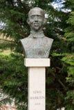 Busto Lewis Hamilton Immagine Stock