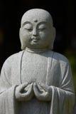 Busto Meditating del Buddha Immagine Stock