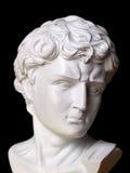 Busto romano immagini stock libere da diritti