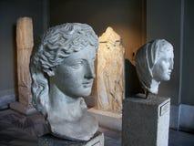 Bustos, Estambul arqueológica Fotos de archivo