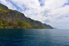 Busuanga海岛游览 免版税库存照片
