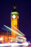 Busy big ben Royalty Free Stock Photo
