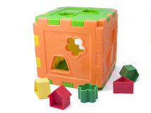 Busy Box Toy Stock Images