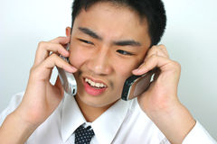 Busy business stock photography
