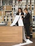Busy Businesswomen Stock Photo