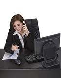 Busy call Stock Photos