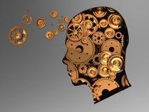 Busy mind Stock Photos
