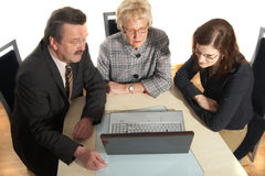 Busy Office Stock Images