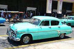 Busy streets of Havana Stock Image