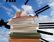 Busy Time Royalty Free Stock Photos