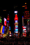 Busy Times Square, Manhattan, NYC Stock Photography
