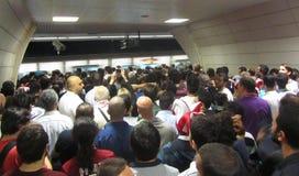 Busy Train Station Stock Photos
