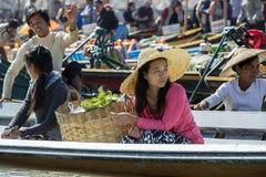 Inle Lake - Shan State - Myanmar (Burma) Royalty Free Stock Image