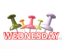 Busy Wednesday Stock Images