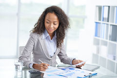 Free Busy With Accounting Stock Photography - 58245462