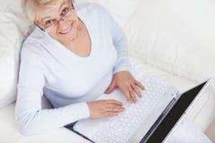 busy woman Стоковое Изображение