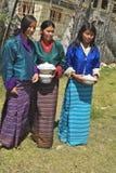 Butão, Paro, Fotografia de Stock