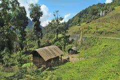 Butão, Trashigang, Imagem de Stock Royalty Free