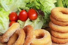 Butées toriques et sucre - légume frais Photos libres de droits