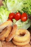 Butées toriques et sucre - légume frais Photographie stock