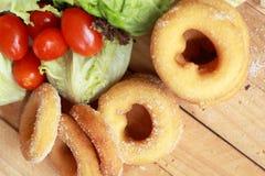 Butées toriques et sucre - légume frais Photos stock