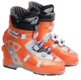 butów nowożytna profesjonalisty narta Obrazy Stock