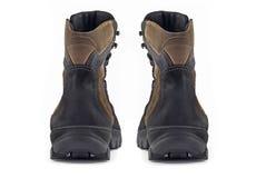 butów skóry pary tylni widok ciepły Zdjęcie Royalty Free