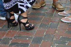 butów target141_0_ Zdjęcie Royalty Free