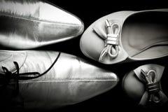 butów target696_1_ Zdjęcia Royalty Free