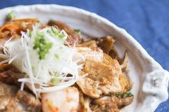 Buta Kimchi Food Stock Images