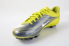 Buta Nike piłka nożna Zdjęcie Royalty Free