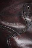 buta szczegółu skóra Zdjęcie Royalty Free