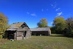 Butch Cassidy and Sundance Kid House Stock Image