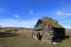 Butch Cassidy and Sundance Kid House Stock Photo